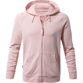 Craghoppers NosiLife Ryley Hoody Kids Blossom Pink